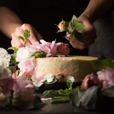 Как правильно фотографировать еду. Мастер-класс в Лондоне