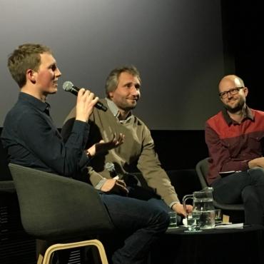 Юрий Быков в Барбикан: «Кино против мифотворчества»