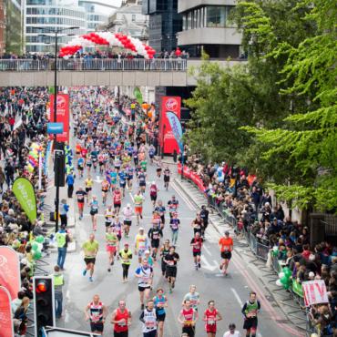 Лондонский марафон 2016