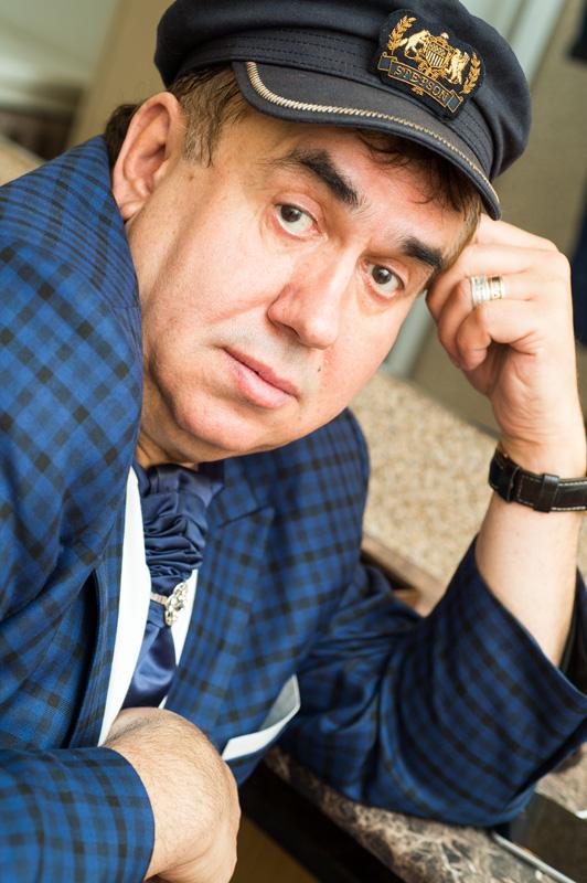 """Станислав Садальский, актер спектакля """"В зале только женщины"""""""