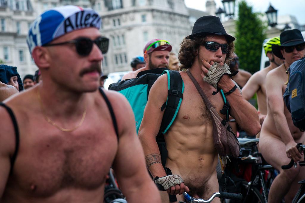 Велопробег в Лондоне