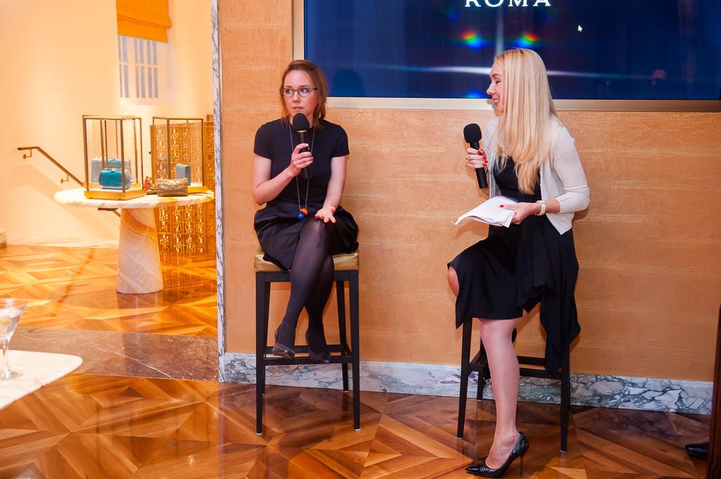 Катерина Никитина, Russia Gap