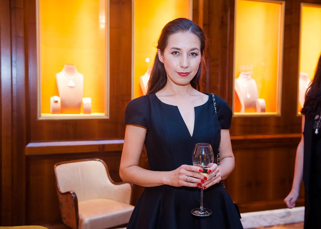 Ирина Галкина, Russian Gap