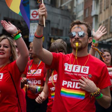 Что за юбилей отмечает «юбилейный» ЛГБТ-прайд в Лондоне. И почему это не только о геях, а о всех нас