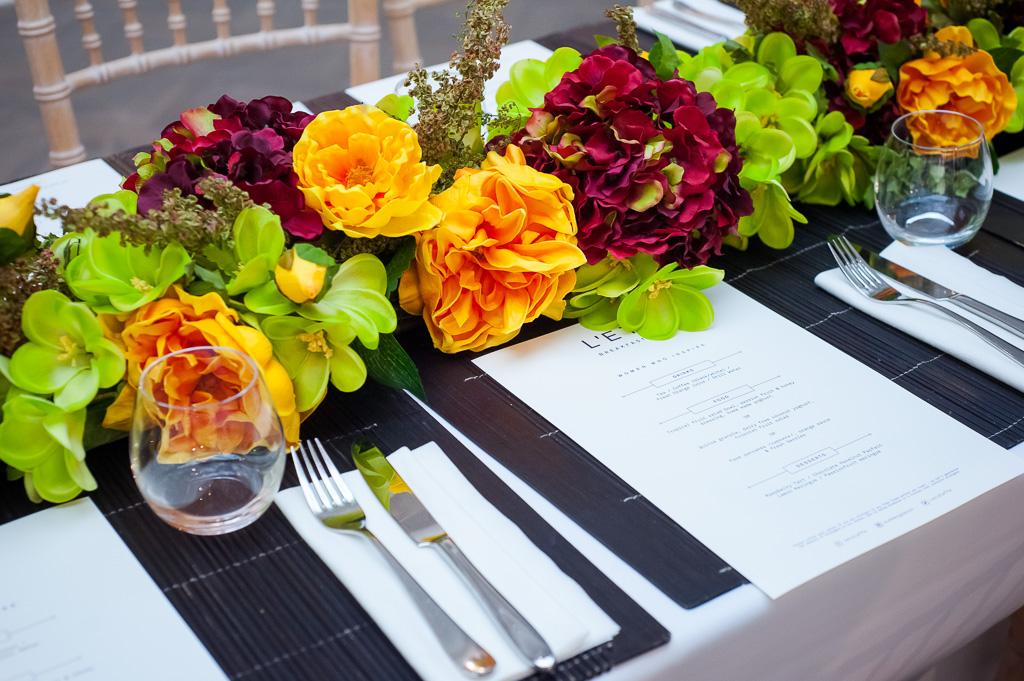 Искусственные цветы от Bloom Art и завтрак от кафе L'Eto