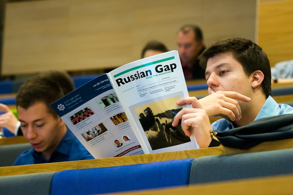 Студенты на конференции UCL
