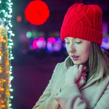 Неподарочная обертка Рождества
