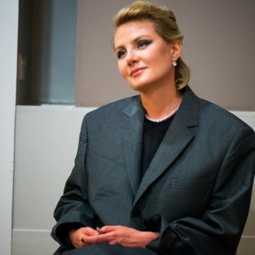 Рената Литвинова на Неделе русского кино в Лондоне
