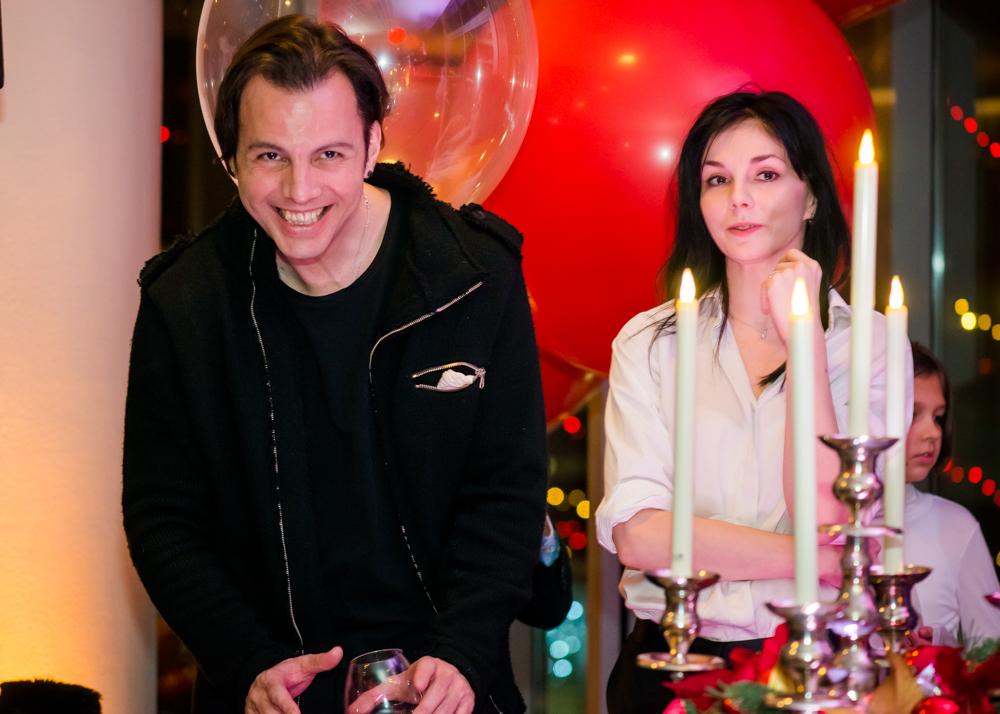 Теодор Курентзис, Наталия Осипова