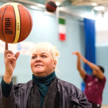 За что Королева вручила орден Наташе Харт из Геленджика? История о баскетболе и не только