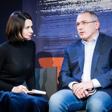 Михаил Ходорковский: «Путин считает себя представителем большинства, которому меньшинство должно подчиняться»