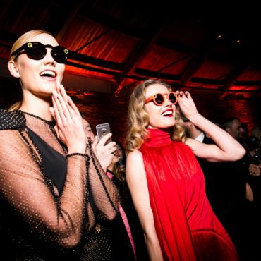 Фотоотчет: Fabulous Fund Fair Натальи Водяновой и Карли Клосс