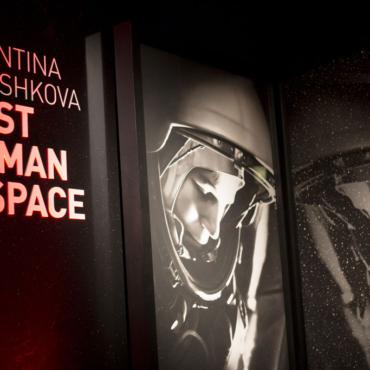 Женщина-космос. Лондонская выставка к юбилею Терешковой