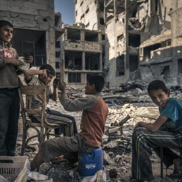 Фотограф Сергей Пономарёв: «Мне достаточно показывать людям, что мир не ограничивается рамками их дома и паба»