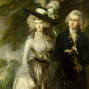 В Национальной галерее вандал повредил картину Гейнсборо