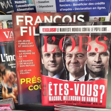 «Разрыв в пределах статистической погрешности». Что происходит у французов накануне выборов президента