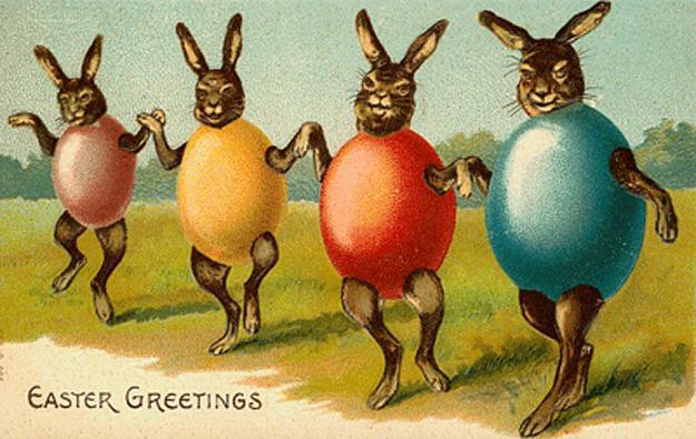 Vintage Easter Cards (1)