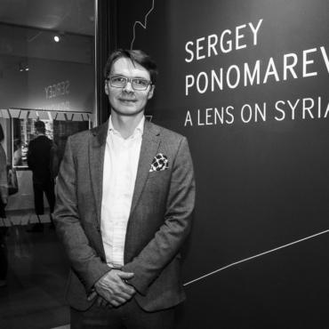 Асадовская Сирия. Выставка российского фотографа в Imperial War Museum