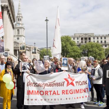 9 Мая в Лондоне: где и когда пройдет «Бессмертный полк» (и другие события)