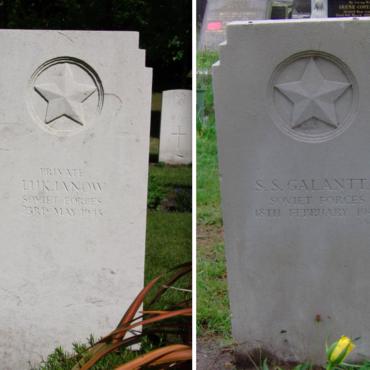 Захоронения советских военных в UK времен Второй Мировой: как они появились?