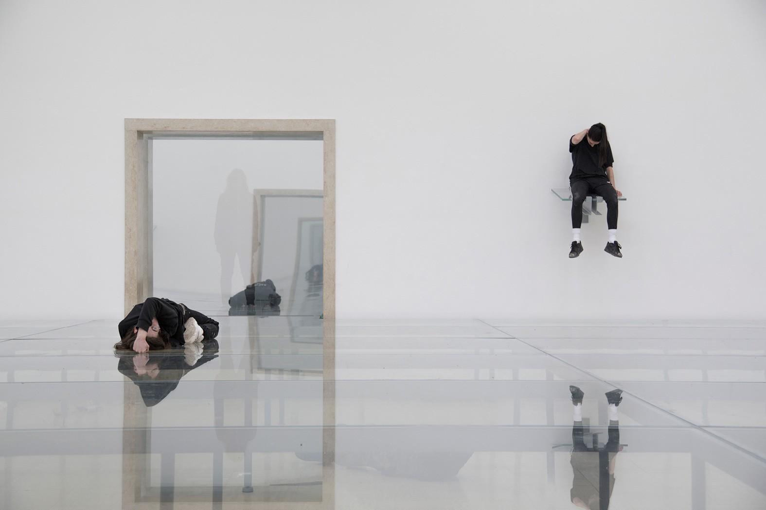 "Инсталляция ""Фауст"" (фото deutscher-pavillon.org)"
