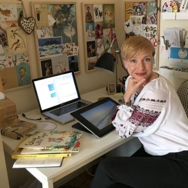 Художница-иллюстратор из Украины получила главную награду Macmillan Prize