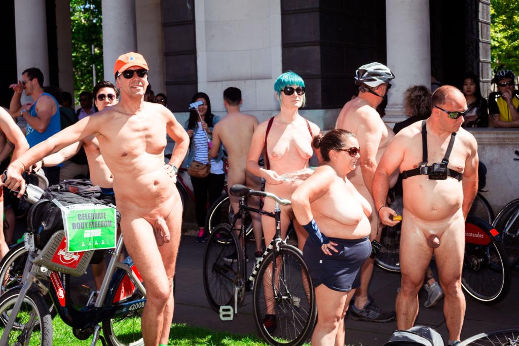 Лондонский велопробег
