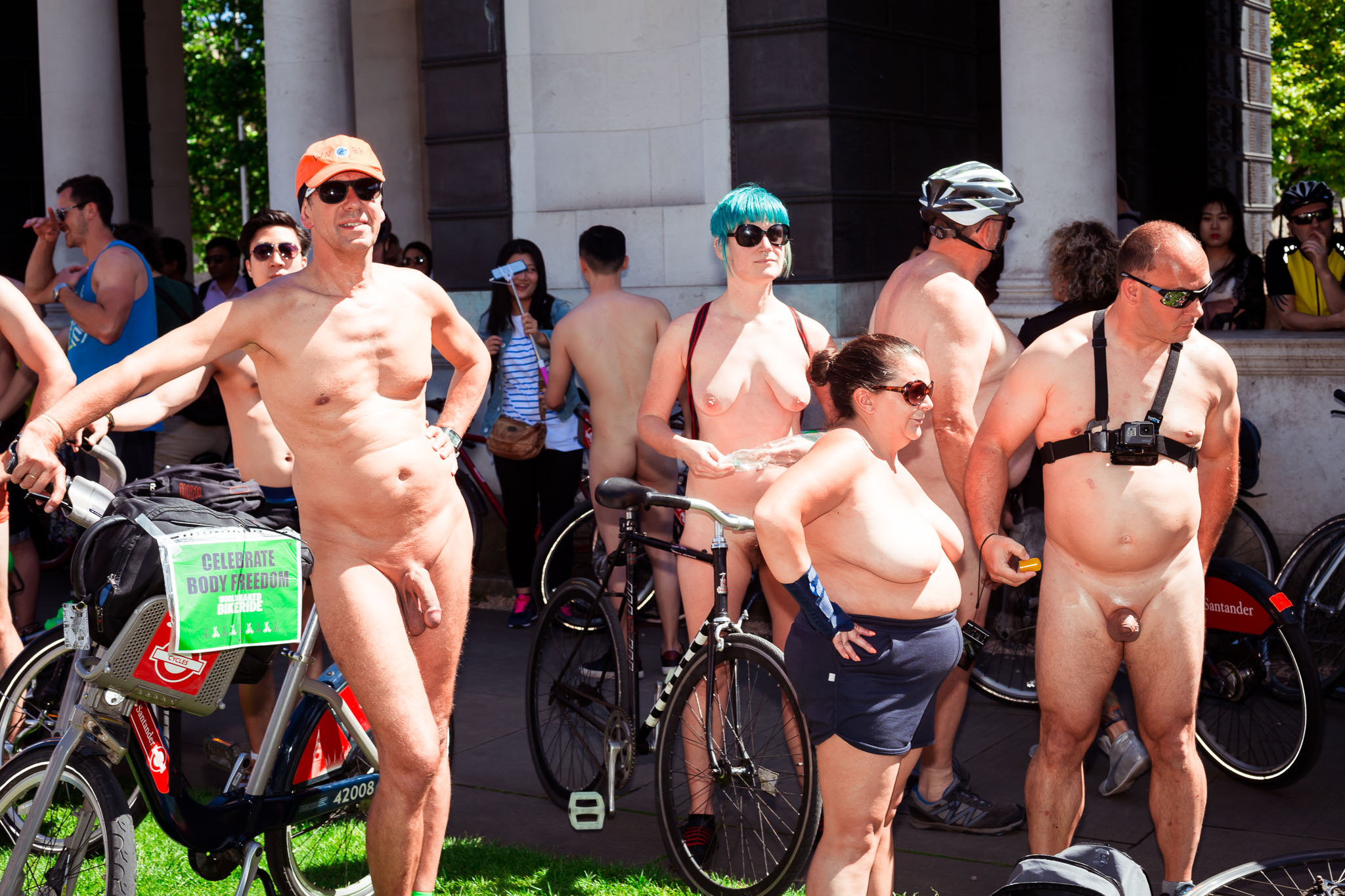 _MG_1496 Naked Bike Ride London 190617 by Alexander Ivanov Photography for web