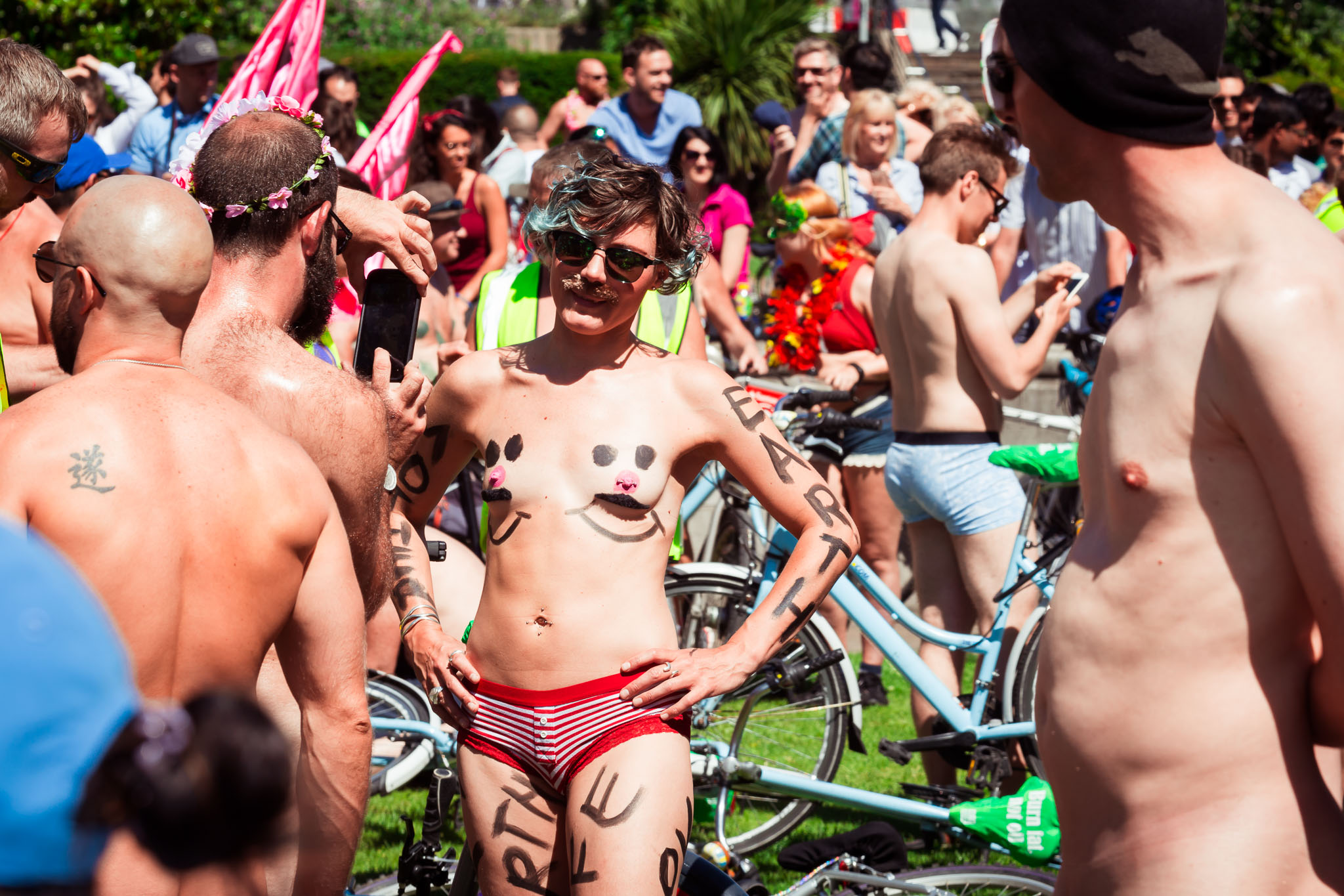 _MG_1544 Naked Bike Ride London 190617 by Alexander Ivanov Photography for web