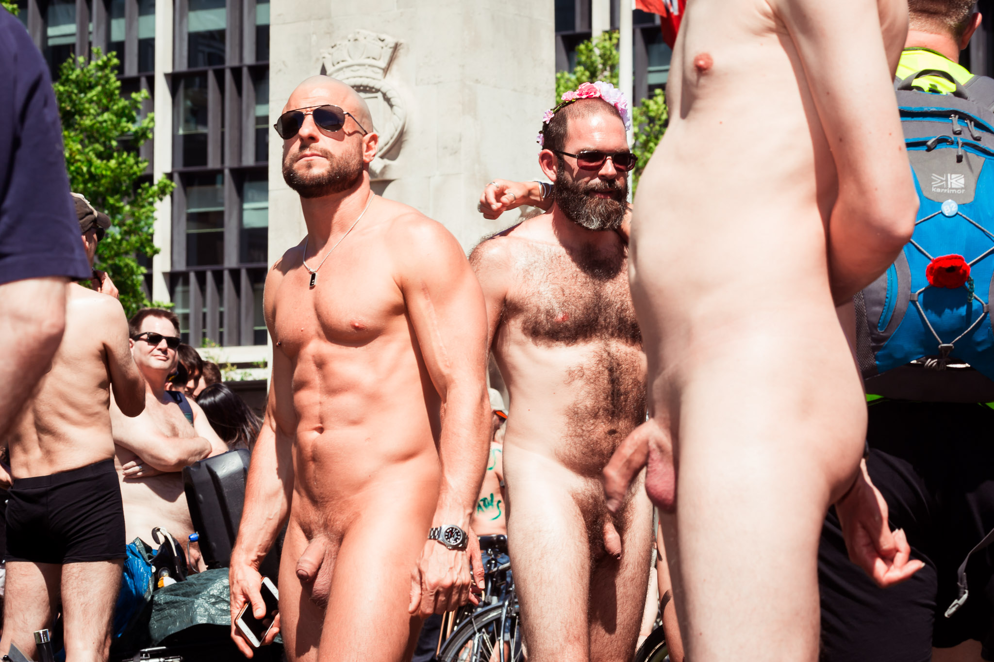 _MG_1553 Naked Bike Ride London 190617 by Alexander Ivanov Photography for web