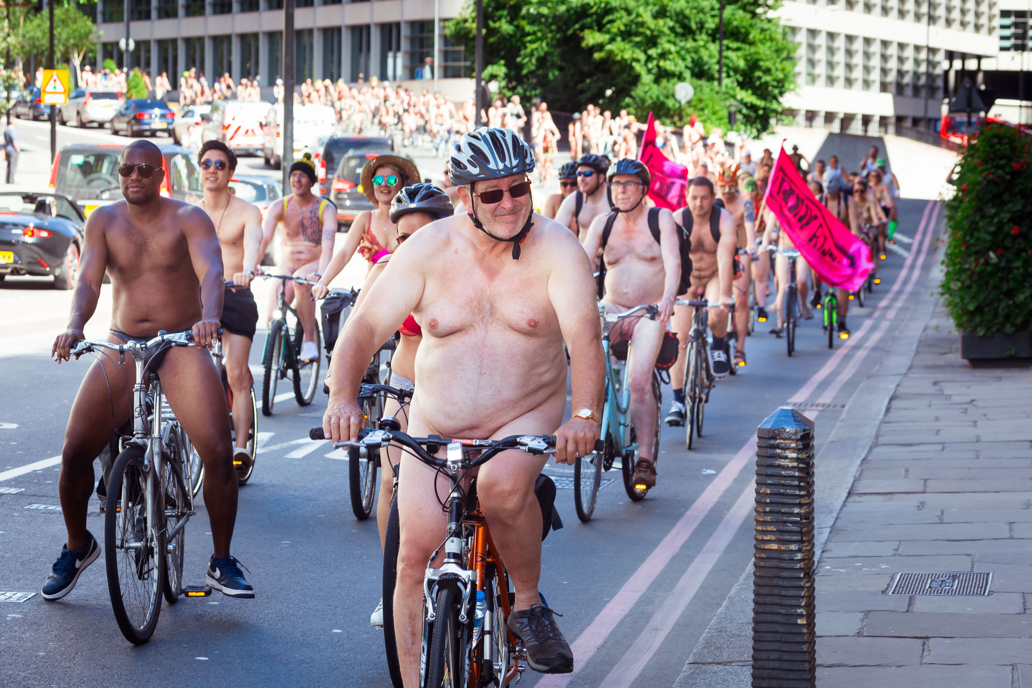 _MG_1628 Naked Bike Ride London 190617 by Alexander Ivanov Photography for web