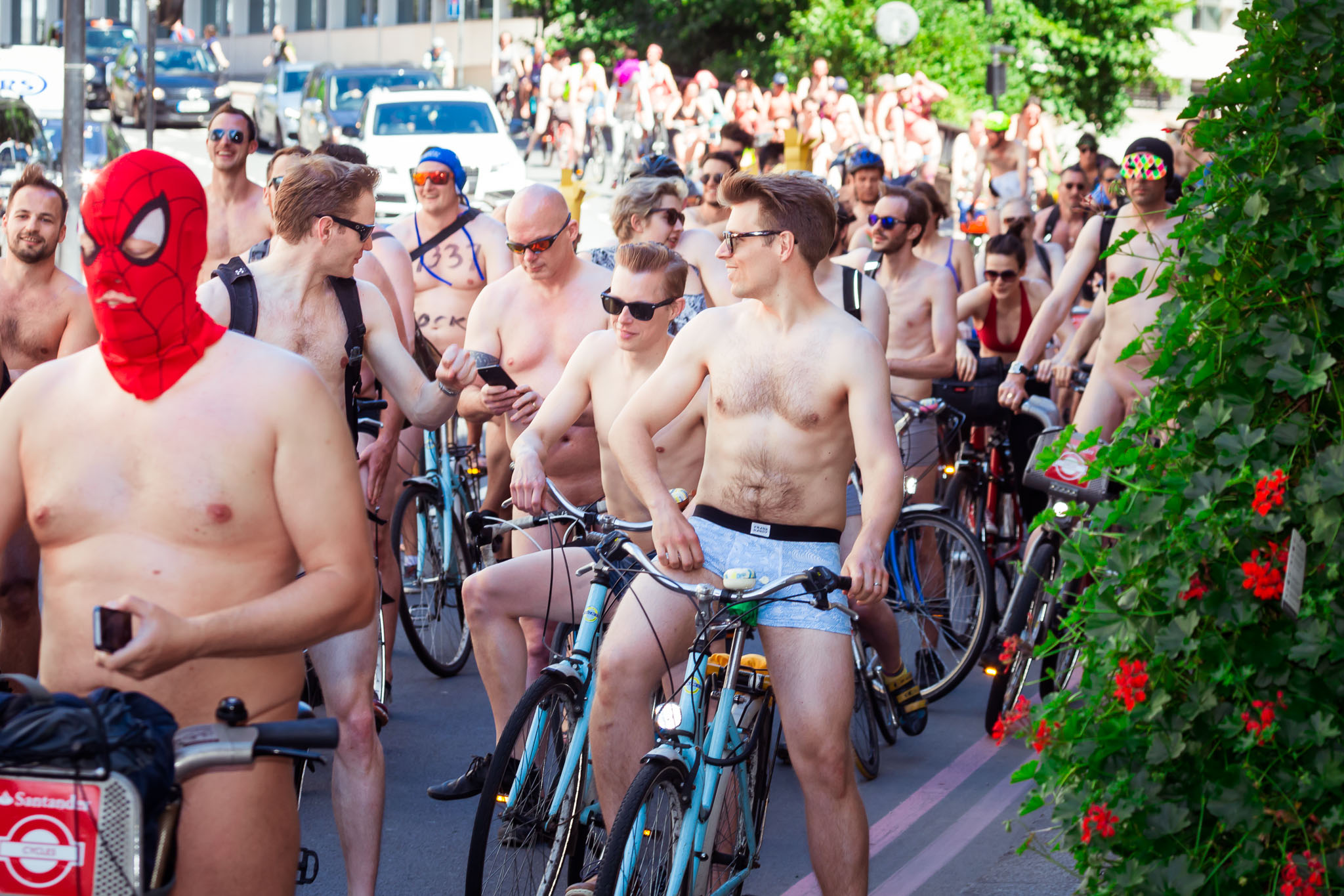 _MG_1639 Naked Bike Ride London 190617 by Alexander Ivanov Photography for web