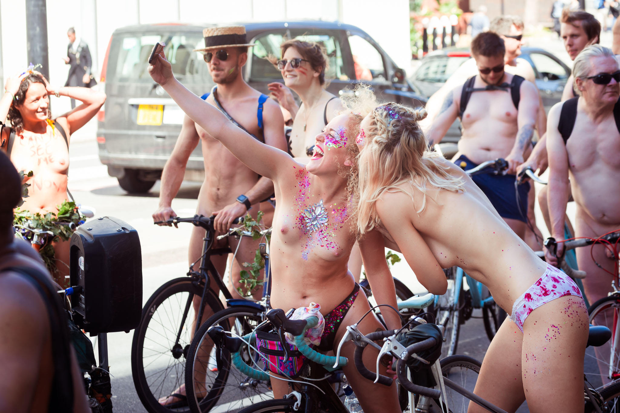 _MG_1643 Naked Bike Ride London 190617 by Alexander Ivanov Photography for web