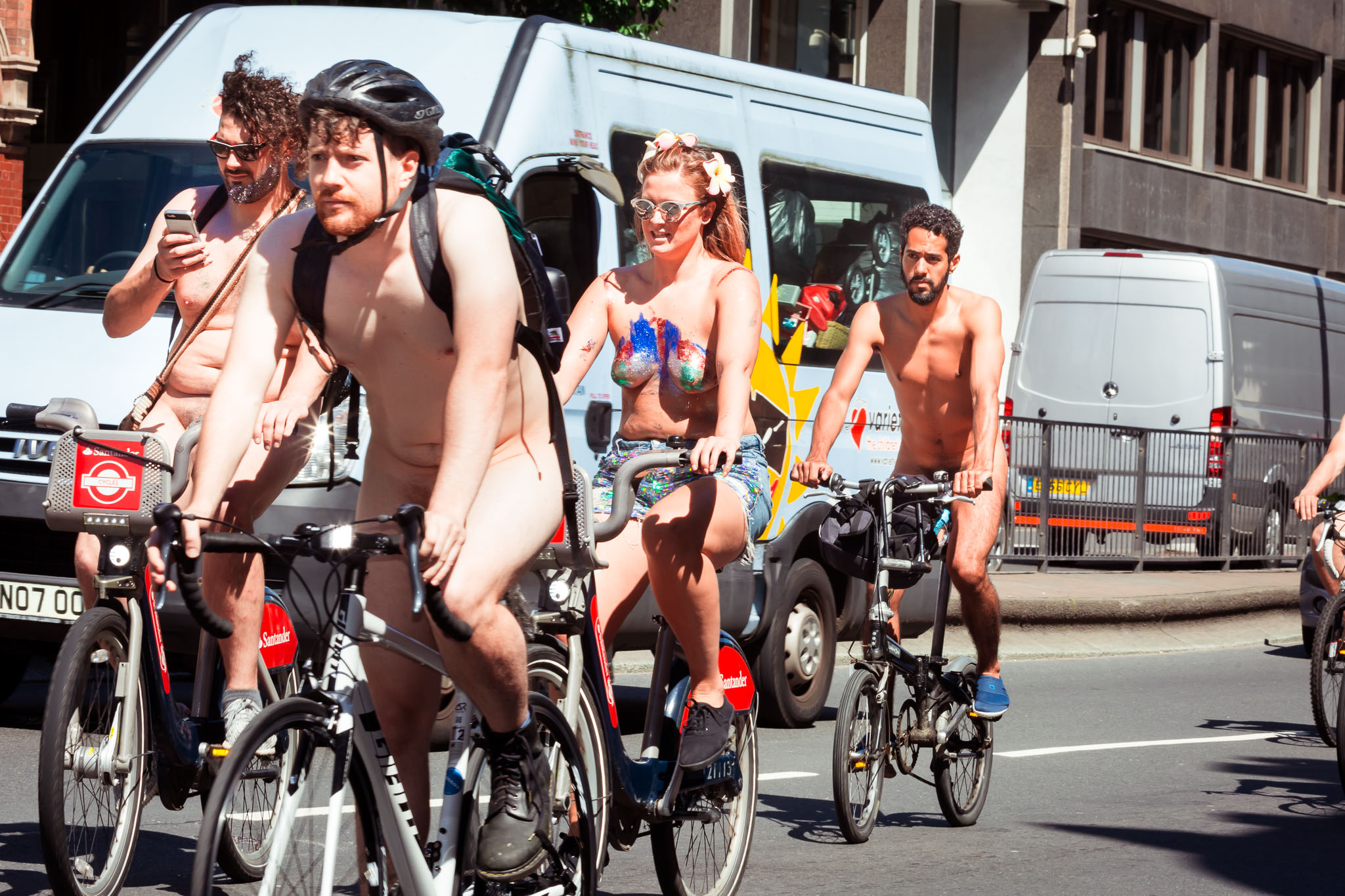 _MG_1669 Naked Bike Ride London 190617 by Alexander Ivanov Photography for web