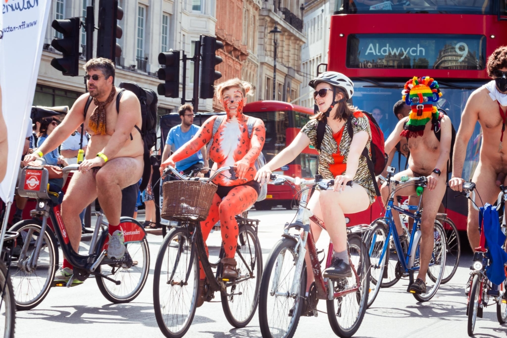 Акция велопробега