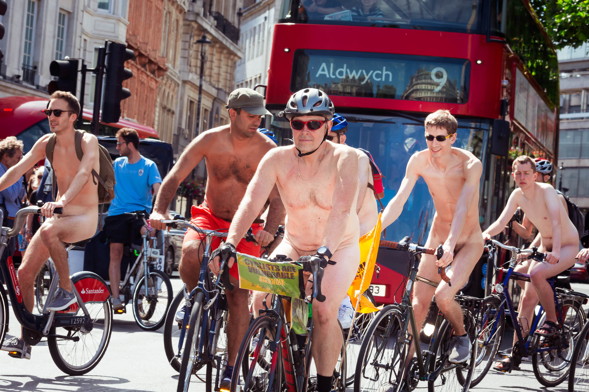 _MG_1718 Naked Bike Ride London 190617 by Alexander Ivanov Photography for web