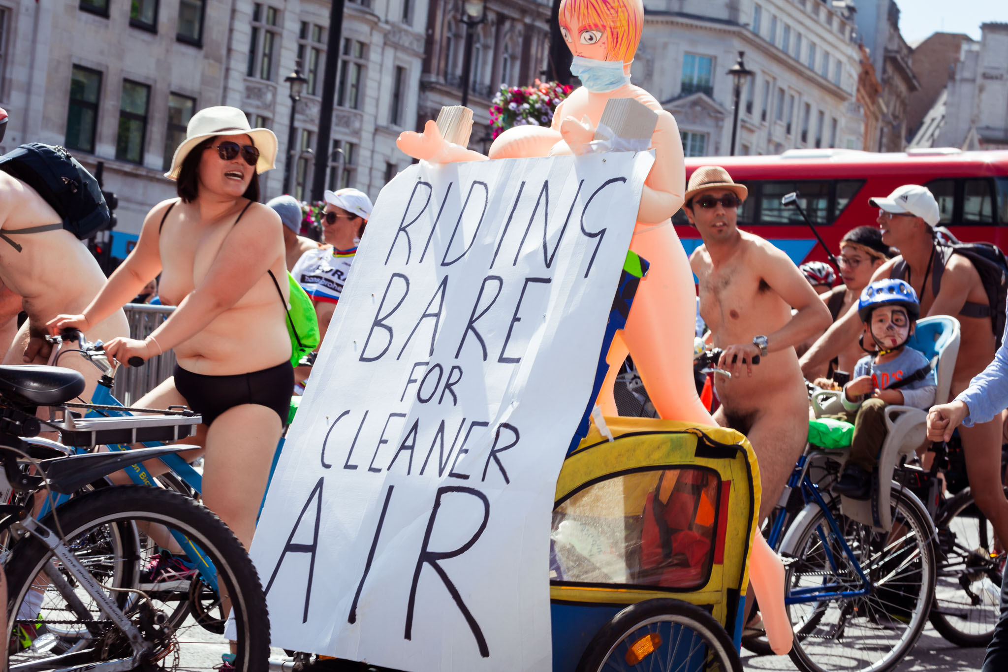 _MG_1816 Naked Bike Ride London 190617 by Alexander Ivanov Photography for web