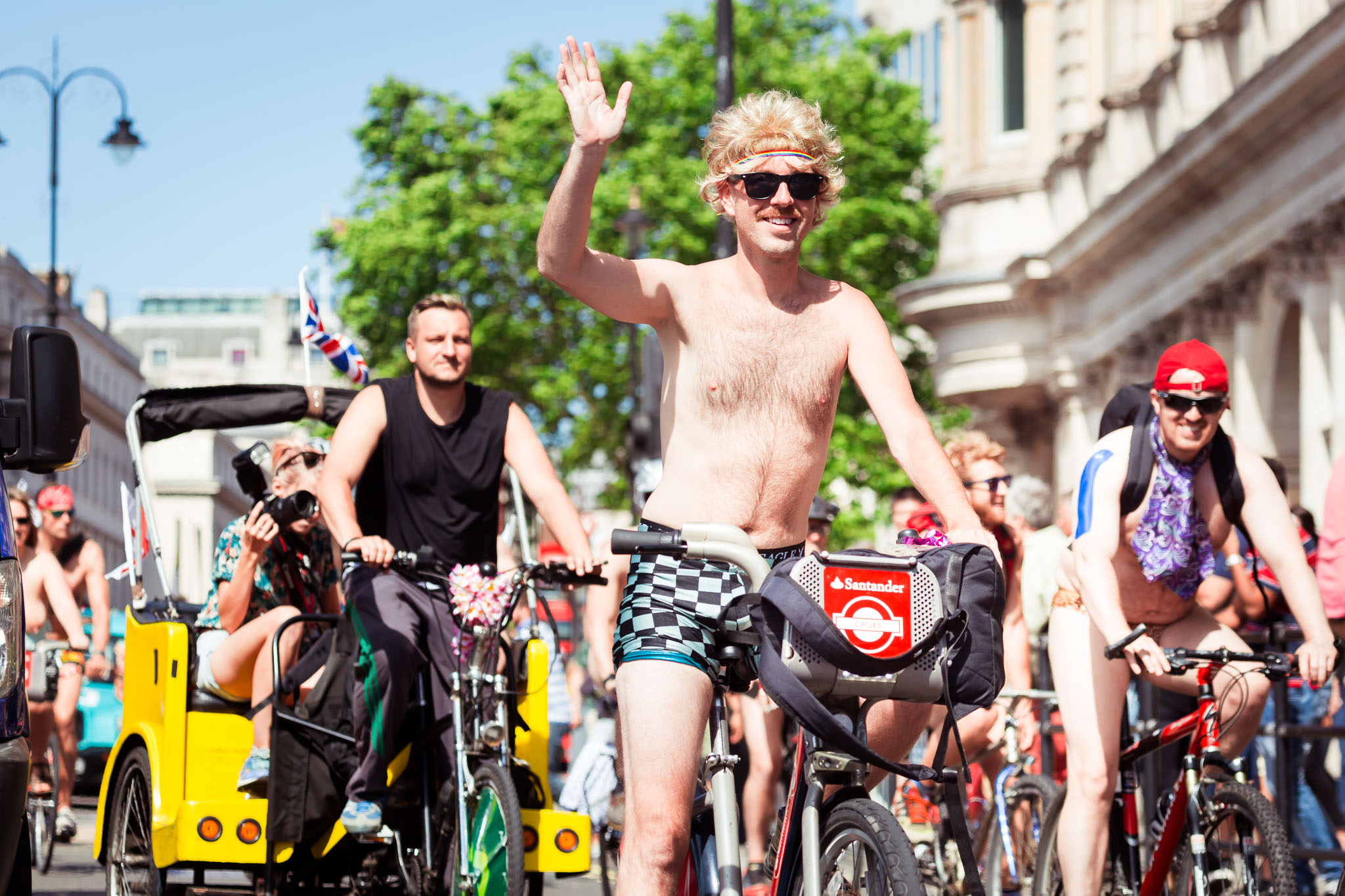 _MG_1891 Naked Bike Ride London 190617 by Alexander Ivanov Photography for web