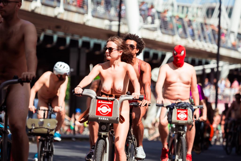 Городской велопробег