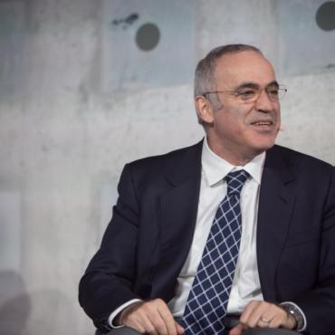 Гарри Каспаров: «Не надо бояться искусственного разума»