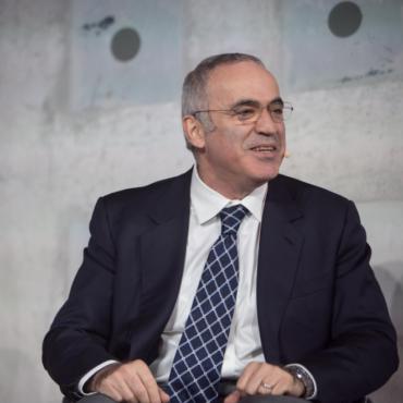 День VII. Гарри Каспаров: «Только свободные люди могут менять мир»