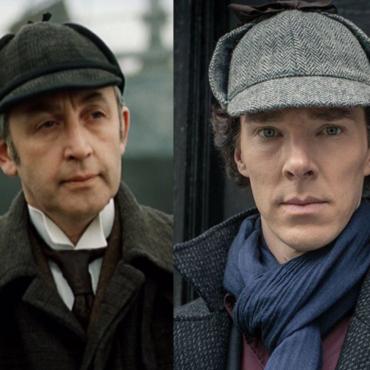 Кого из Шерлоков вы любите больше: Ливанова или Камбербэтча? (голосование)