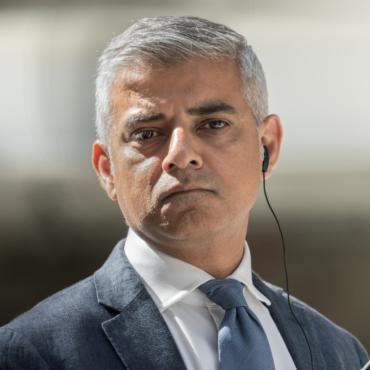 """Садик Хан: """"К 2030 население Лондона увеличится еще на полтора миллиона"""""""