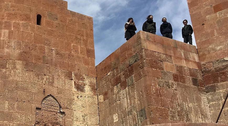Крепость Даштадем, standart-armeniatriennale.net