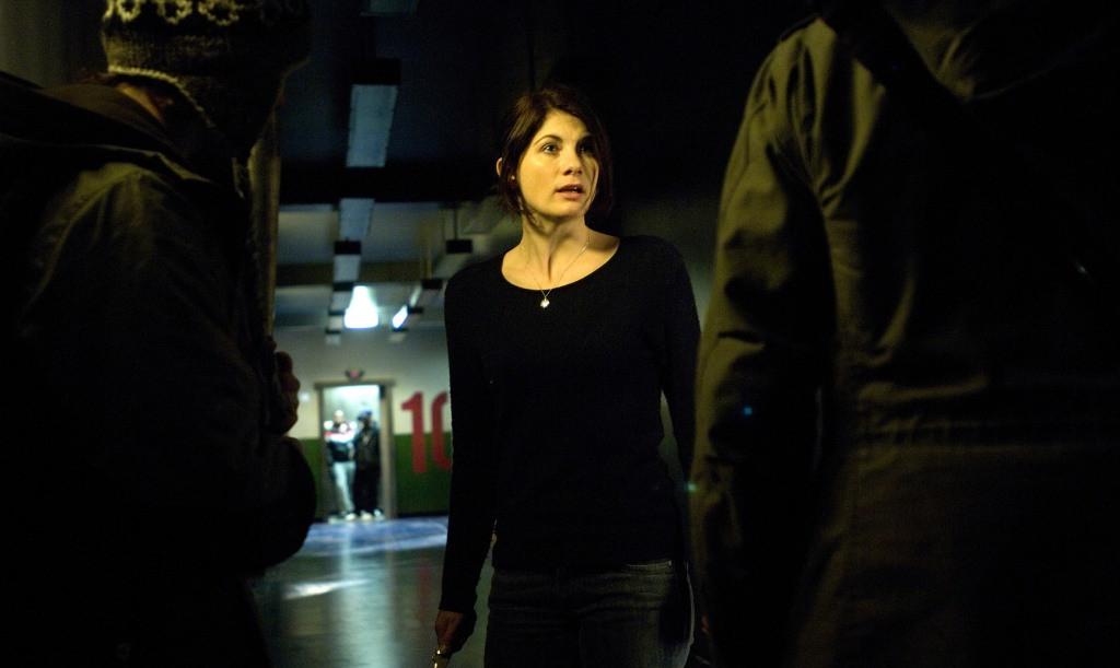 Кадр из фильма Attack the Block, 2011.