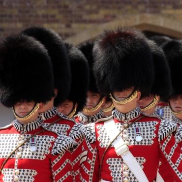 Как маме возле Букингемского дворца стало обидно за Россию