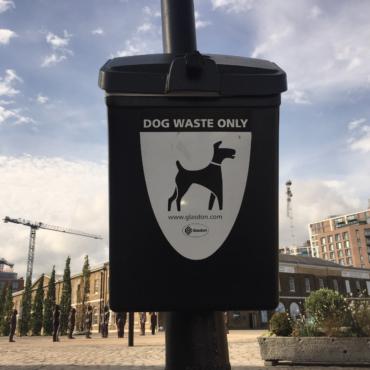 Куда деваются собачьи экскременты, которые мы выбрасываем в специальные урны?