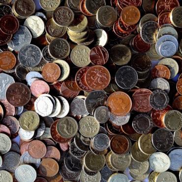 Что делать со старыми фунтовыми монетами после 15 октября?