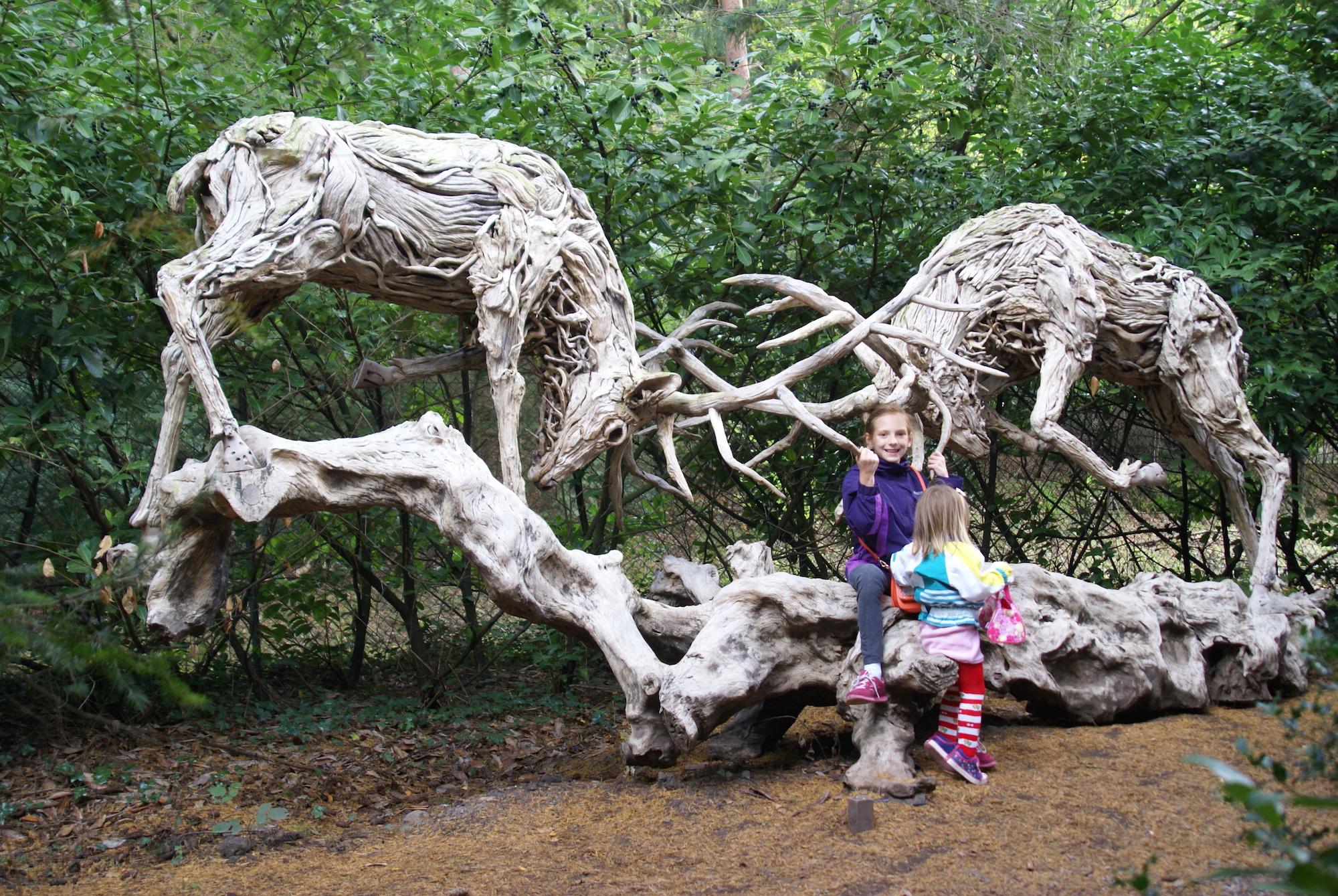 The Sculpture Park в Саррей
