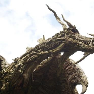Куда поехать с детьми в выходной? The Sculpture Park в Саррей – вот где восторг